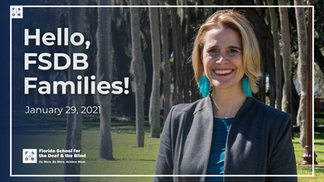 Hello, FSDB Families! – Jan. 29, 2021
