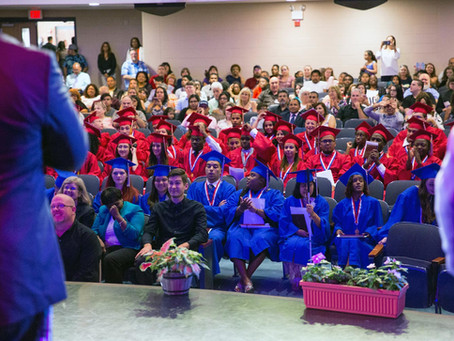 FSDB Celebrates 104th Commencement Ceremony
