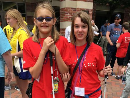 FSDB Students Compete in Braille Challenge Finals