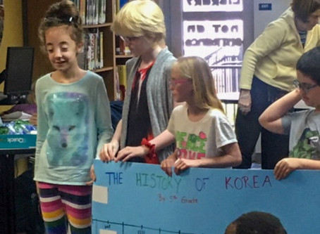 """Taste of the World"" Literacy Week Celebration"