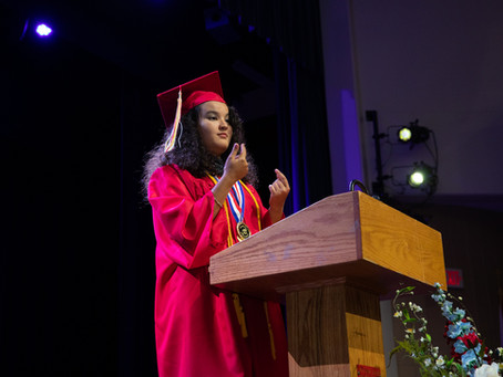 FSDB Celebrates 105th Commencement Ceremony