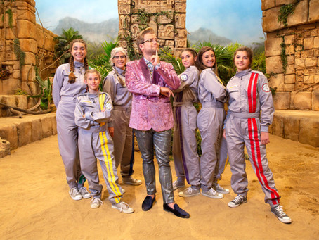 "FSDB Student and Family to Appear on Nickelodeon's ""The Crystal Maze"""