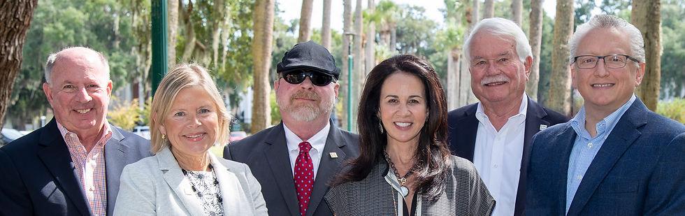 FSDB Board of Trustees group photo.