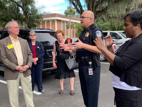 Congressman Rutherford Visits FSDB