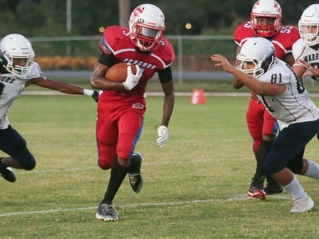 FSDB Crunches City of Life Christian, Improves to 4-0
