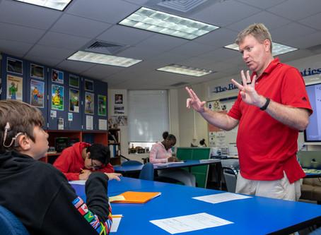 Matt Smith: Teacher Spotlight