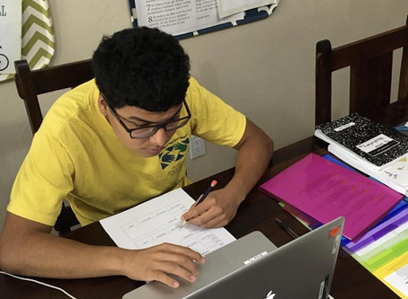 Technology Bridges the Gap for Deaf and Blind Students Distance Learning