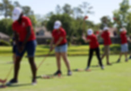Deaf Golf Camp