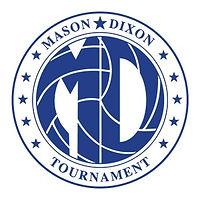 Mason Dixon Volleyball Logo