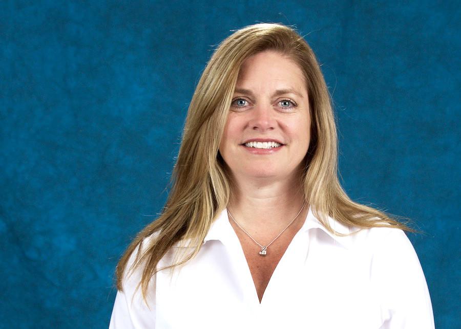 FSDB ELC teacher Dawn Parke.