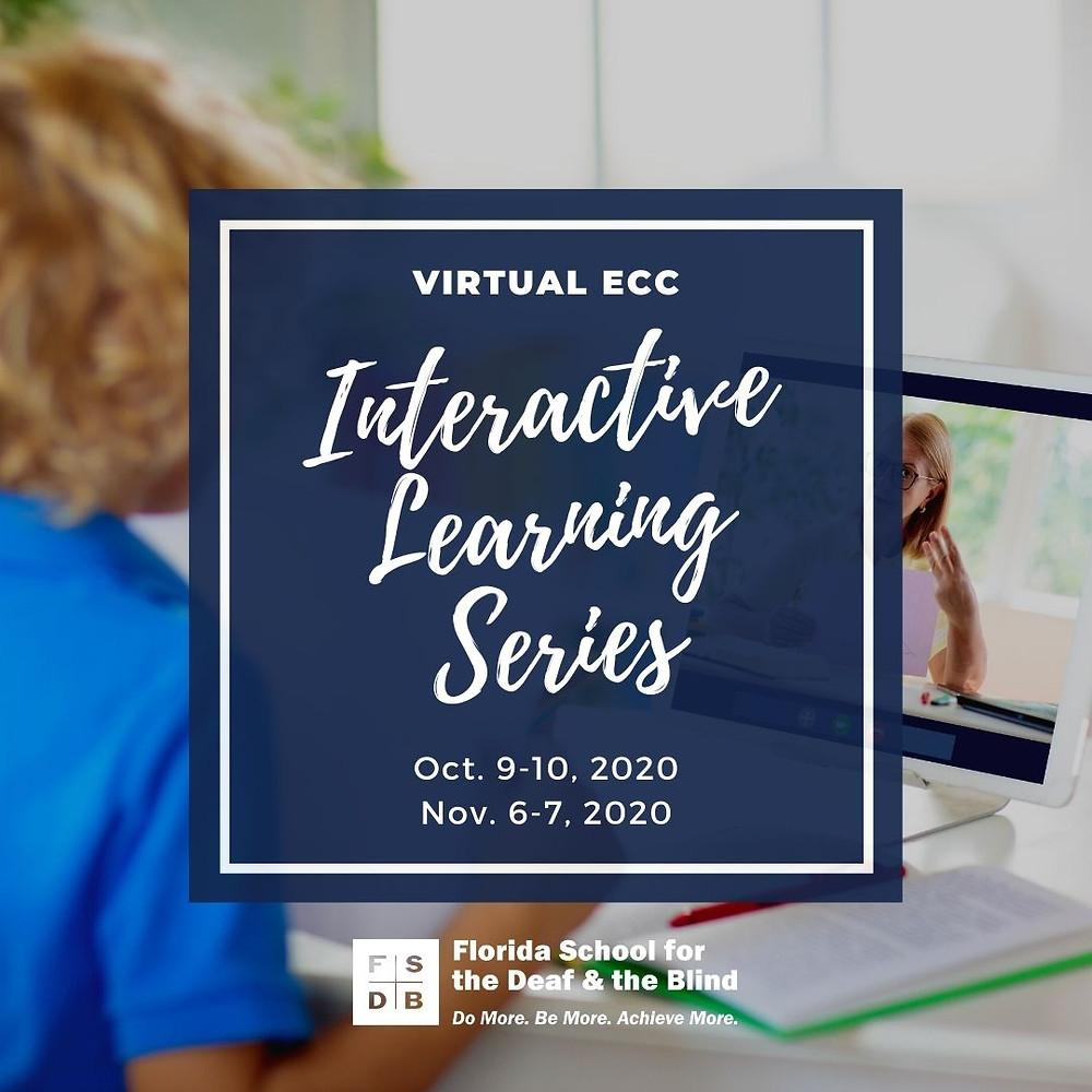 FSDB Virtual ECC Interactive Learning Series Flyer