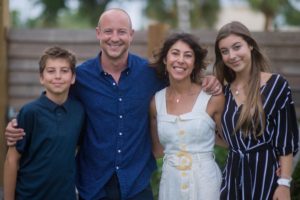 Engleman family photo.