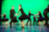 FSDB Dance Troupe Performing On Stage