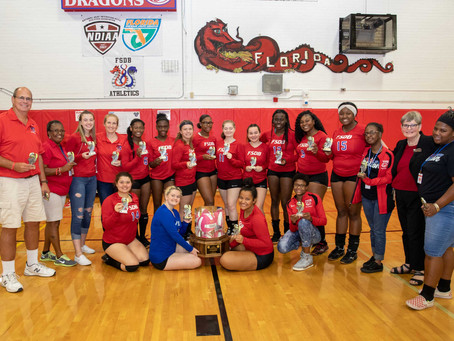 FSDB Wins Mason-Dixon Volleyball Title