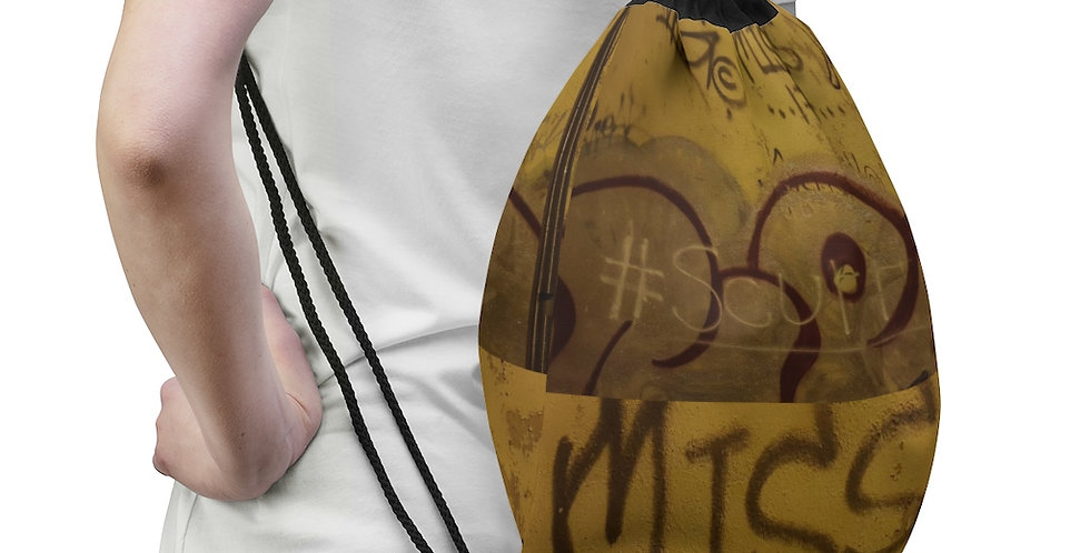 Miss 17 Drawstring Bag