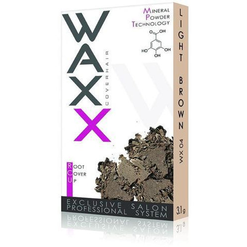 WAXX Cover Light Brown