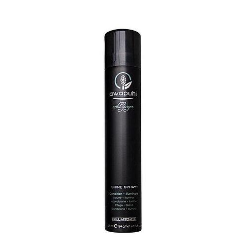 Awapuhi Wild Ginger Shine Spray 125ml