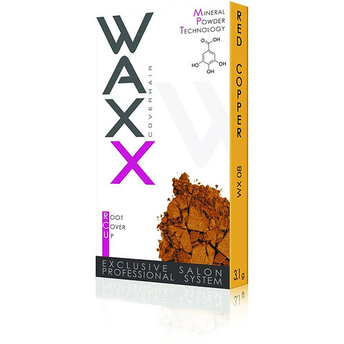 WAXX Cover Red Copper