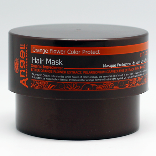 Orange Flower Mask 300g