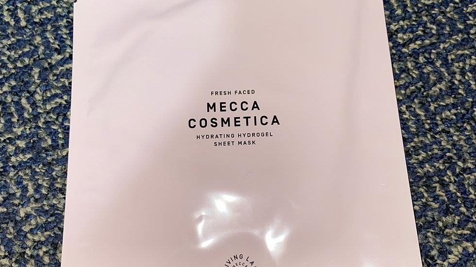MECCA COSMETICA HYDRATING HYDROGEL SHEET MASK
