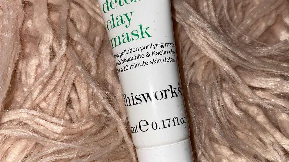 THISWORKS EVENING DETOX CLAY MASK