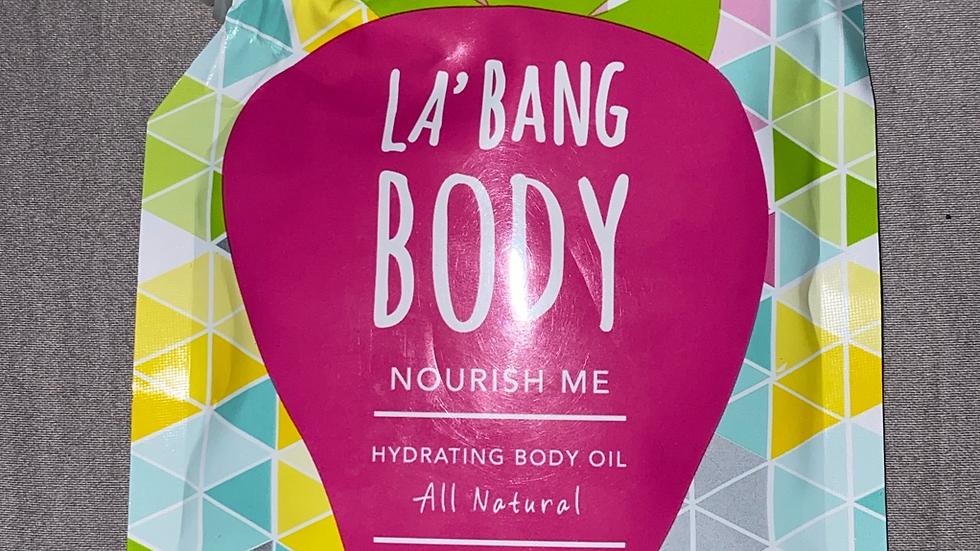 La' BANG BODY NOURISH ME HYDRATING BODY OIL