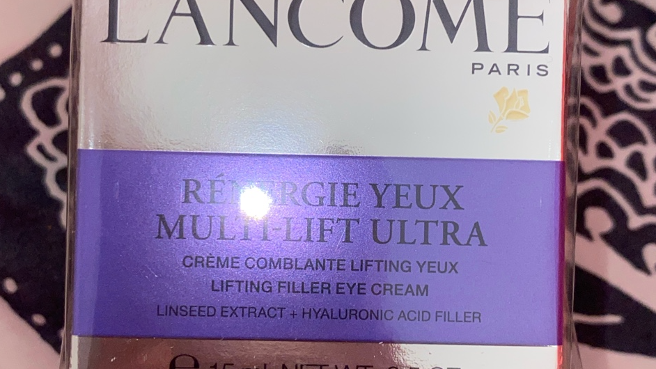 Lancôme Renergie Multi-Lift Ultra Eye Cream