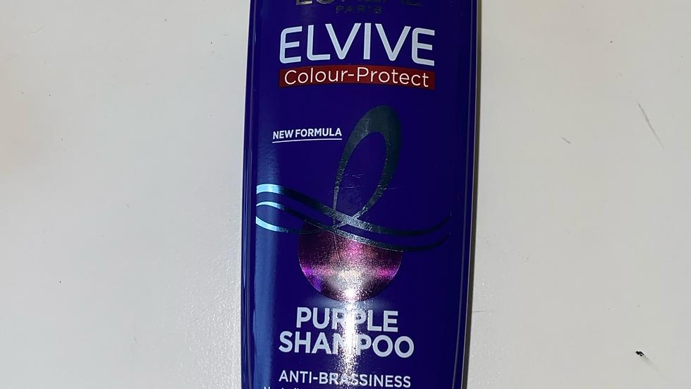 L'Oréal Elvive Colour-Protect Purple Shampoo 🧴