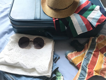 Stylish Mama's Tropical Vacation Packing List
