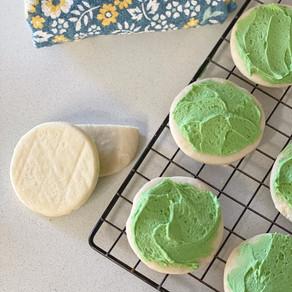 Lofthouse St Patrick's Day Cookies Copycat Recipe
