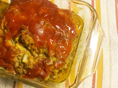 Easy Any-Meat Meatloaf