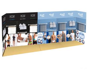 AIS Show exhibition graphics