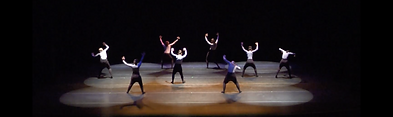 """""""figments"""" - Santa Fe College choreographed by Nathaniel Hunt"""