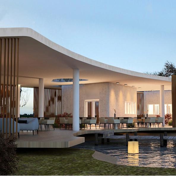Eco-résidence Lac Rose