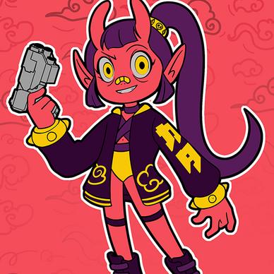 Character Design Project - Kata