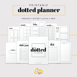 The Dotted Planner