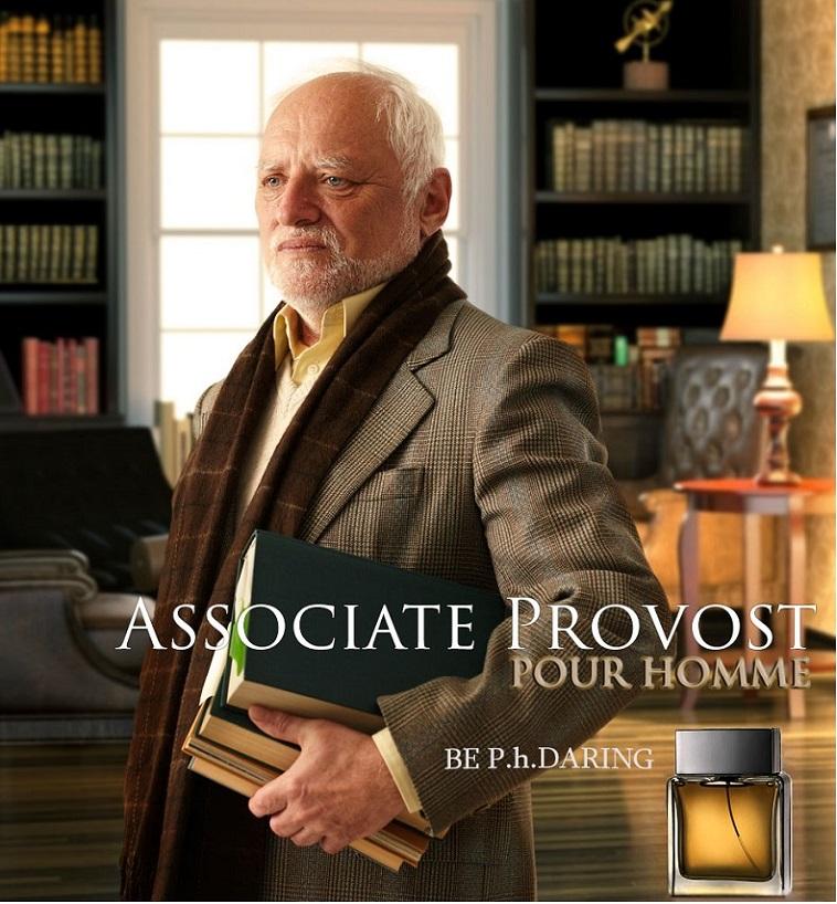 Associate Provost Pour Homme