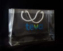 Пакет из прозрачного пластика - ПЭТ