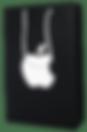 Бумажный пакет с логотипом Apple