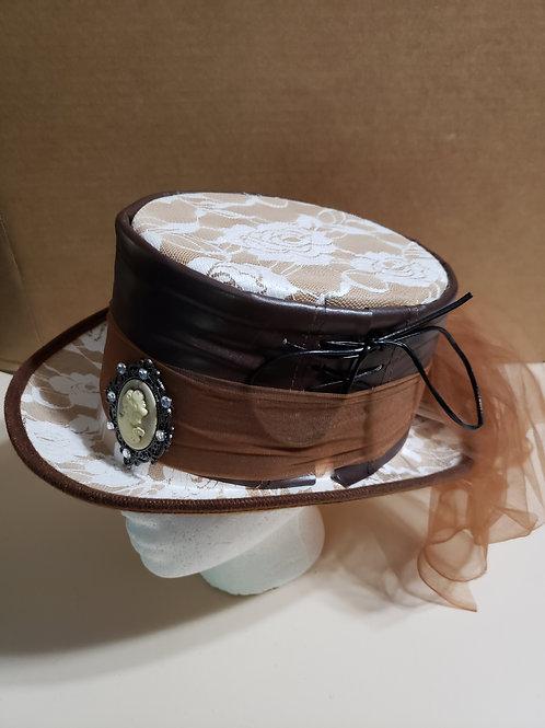 Victorian Style Steampunk Hat