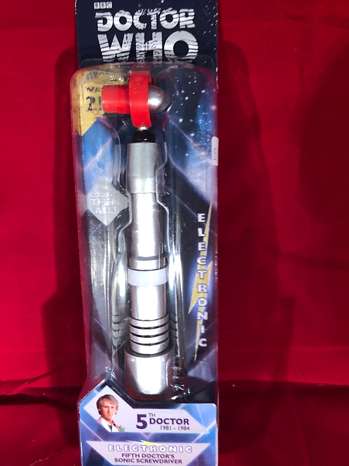 5th Doctor Sonic Screwdriver