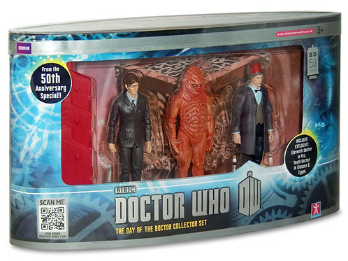 Day of the Doctor Collector Set