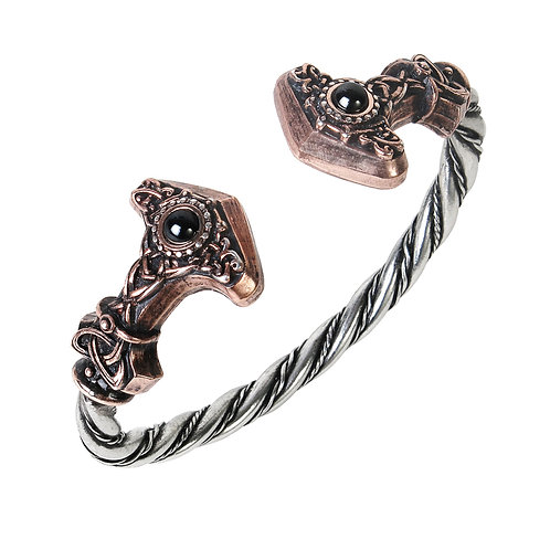 Thunder Torque Bracelet