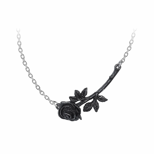 Black Thorn Necklace