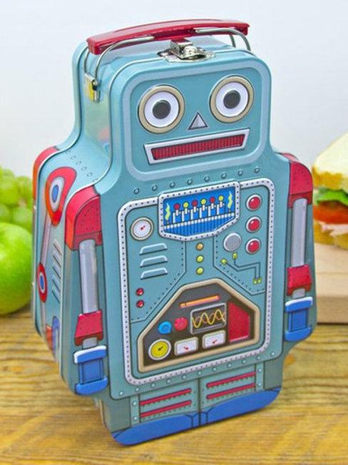 Robot Tin/Lunch Box