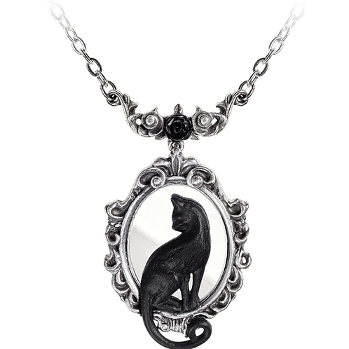 Feline Felicity Necklace