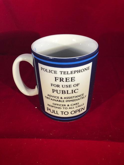 St. John's Ambulance Mug