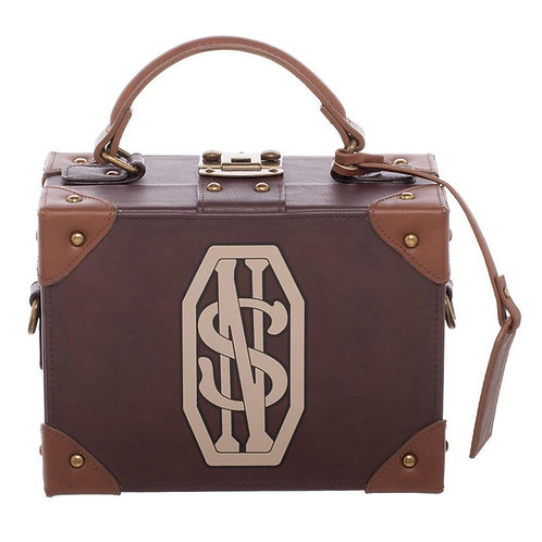 Newt's Suitcase Purse