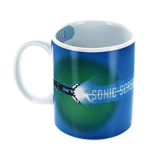 Sonic Screwdriver Mug