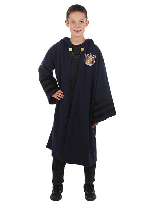 Fantastic Beasts Gryffindor House Robe Kid Male